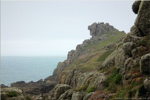 Carn Boel, south of Land's End, Cornwall. Photo landsend-29094