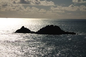 The Brisons off Cape Cornwall