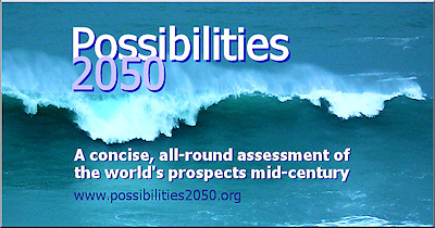 Possibilities 2050 - a free online book about the future of the world
